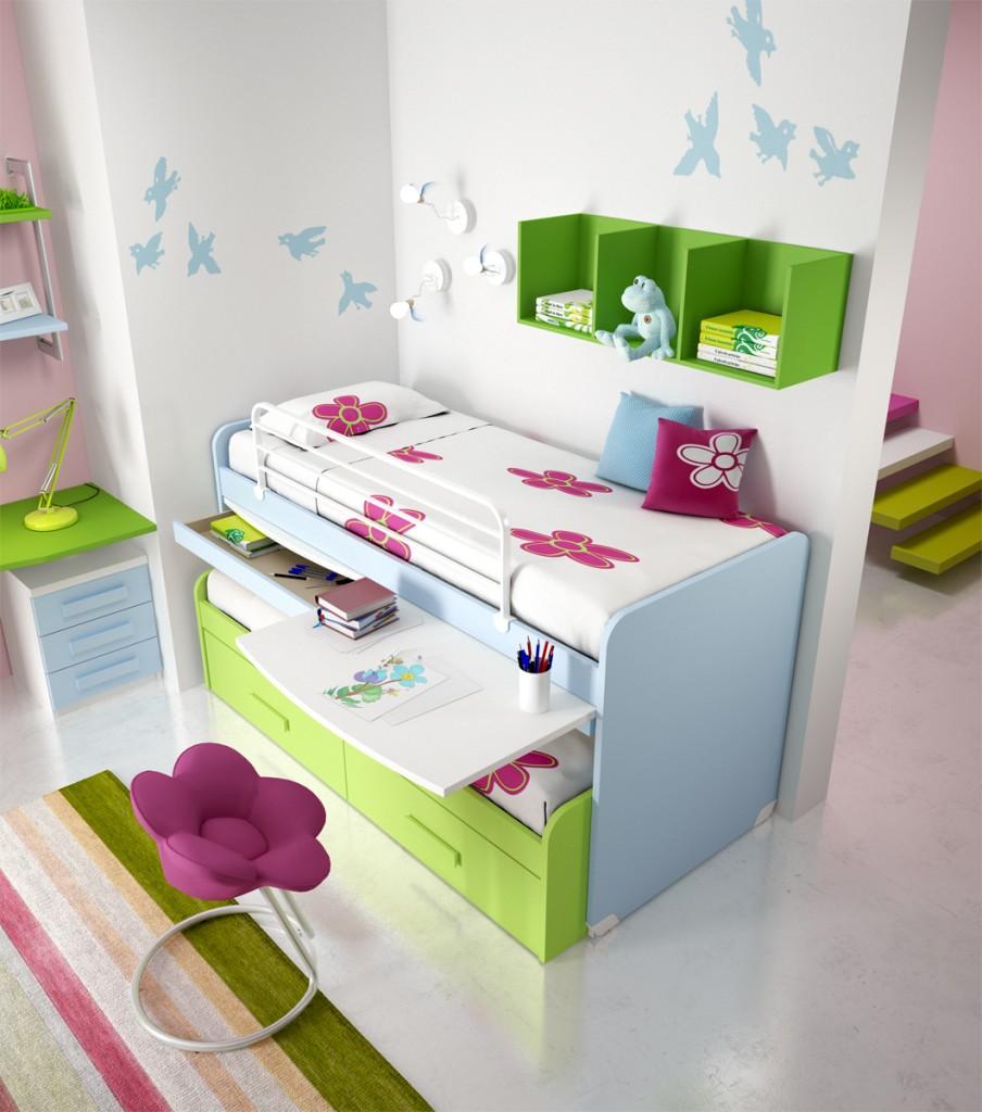 Cool Beds For Teens - Teenage Girl Bedroom Ideas on Teenage Girl:pbu1881B-Jc= Cool Bedroom Ideas  id=43621