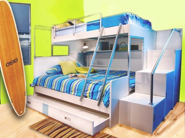 Cool Beds For Teens & Cool Beds For Teens | Teenage Girl Bedroom Ideas