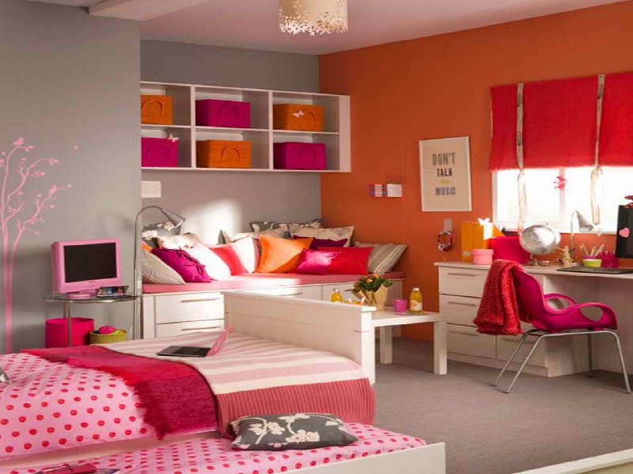 title   Teenage Girl Bedroom Ideas